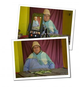 Virtual Fortune Teller Experience – Travelling to Bolivia Without Leaving