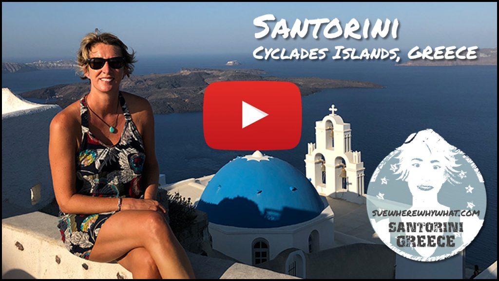 Your Ultimate 2 Day Santorini Itinerary Youtube Thumbnail