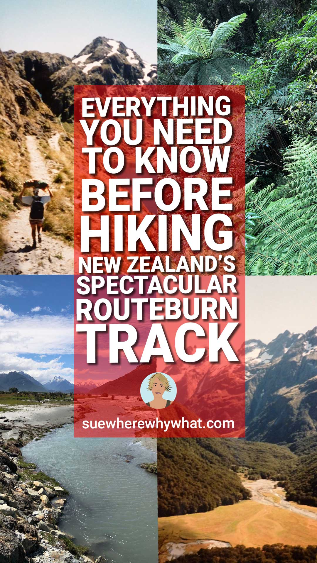 Hiking the Routeburn Track, New Zealand – All You Need To Know To Do It The Right Way!